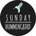 Sunday Hummingbird ~ Christine