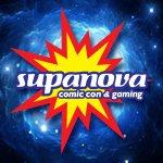 Supanova Comic Con & Gaming 💥
