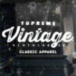 Supreme Vintage Clothing
