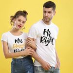 Couple T-shirt In India