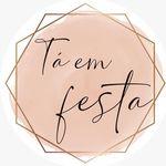 Ta em Festa!🎈🎊🎉