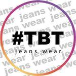 #TBT Jeans