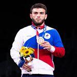 Russian wrestler