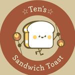 Ten's sandwich toast