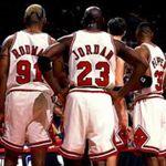 The 90's NBA