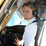 Sarah the pilot