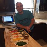 A chef's journey to a six pack