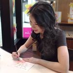 Barbara | Toronto calligrapher