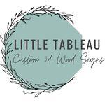 the little tableau
