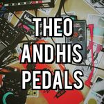 Theo and his pedals