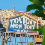 Le Rooftop du Pompadour🌙🌠 🪁