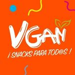 Snack Veganos con amor ❤️