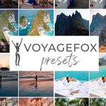 PRESETS by @voyagefox_