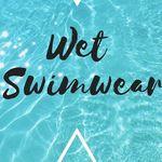 Wet swimwear