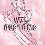 Custom Sneakers   WZ