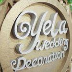 YELA WEDDING DECORATION💫