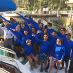 Youth Diving With A Purpose