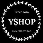 Yshop MAN GIRL STUDIO 🇰🇷🇺🇸🇯🇵