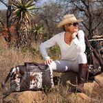Cowhide Rugs, Bags, Belts