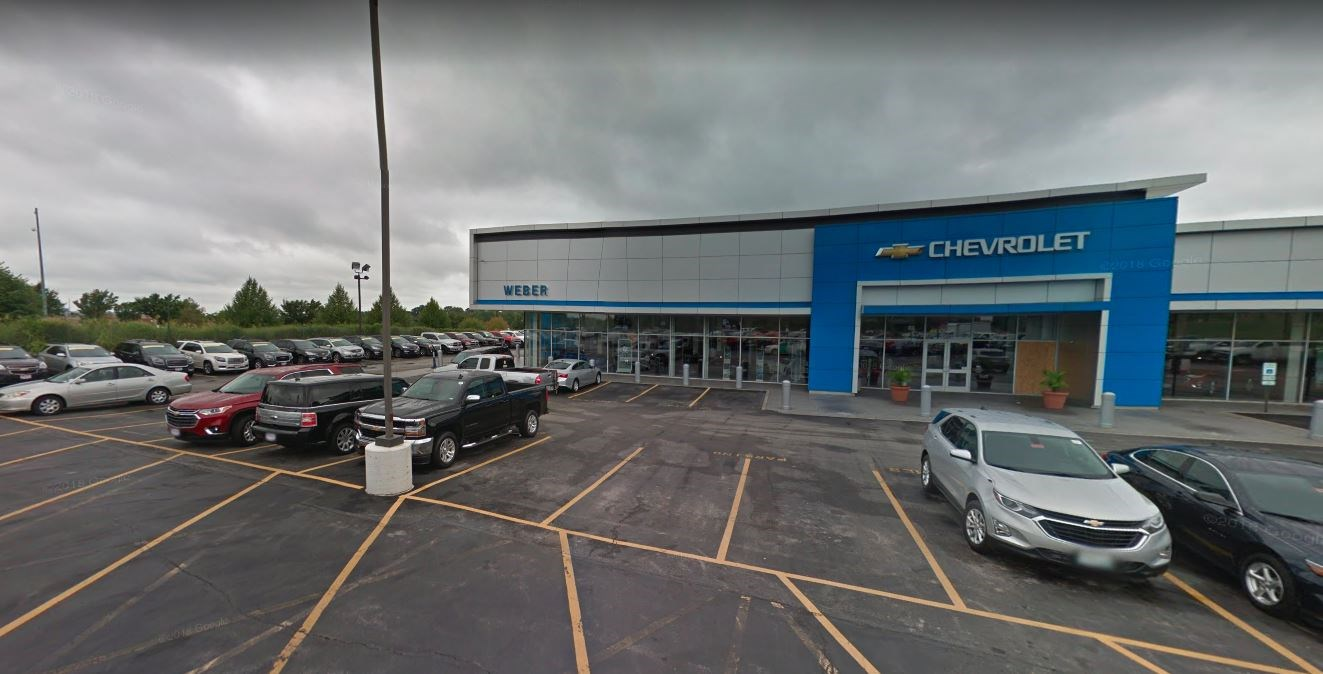 Weber Chevrolet Creve Coeur Search New And Used Chevrolet In Creve Coeur