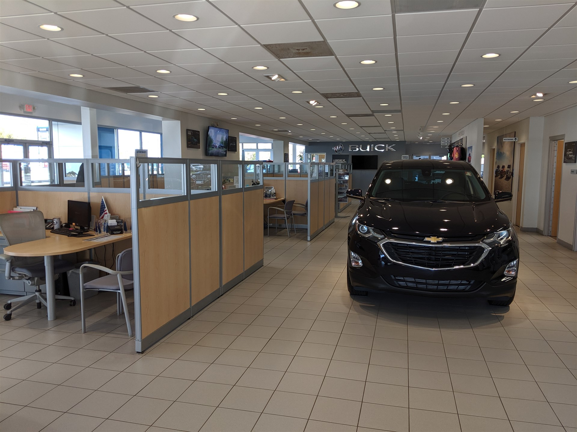 Baum Chevrolet Buick Company Shop Chevrolet Cars With Best Deals In Clinton