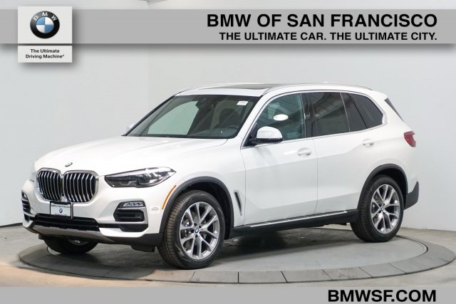BMW X5 2019 5UXCR6C51KLL12650