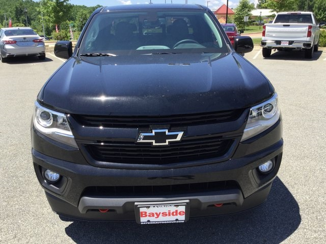 Chevrolet Colorado 2019 1GCHTCEN3K1326257