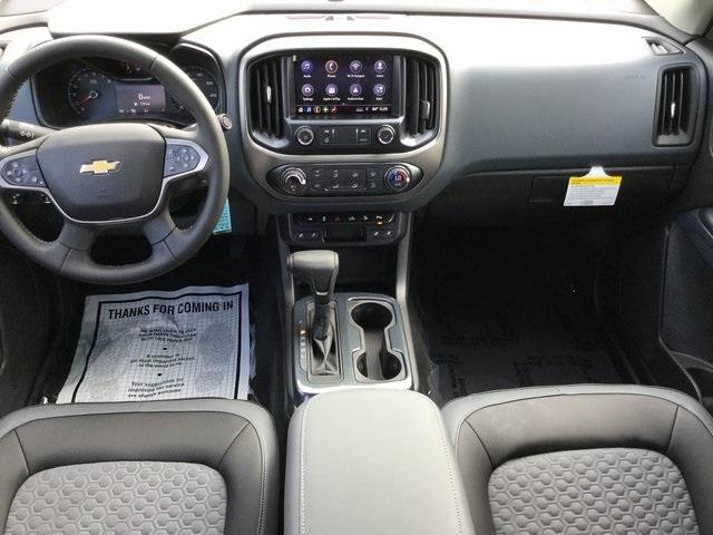Chevrolet Colorado 2020 1GCGTDEN7L1108115