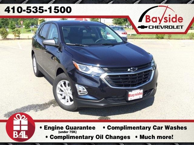 Chevrolet Equinox 2020 3GNAXHEV9LS501587