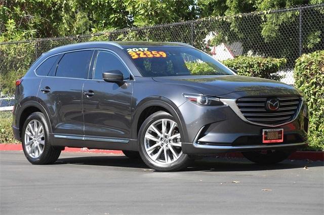 Mazda CX-9 2017 JM3TCBEY0H0129714