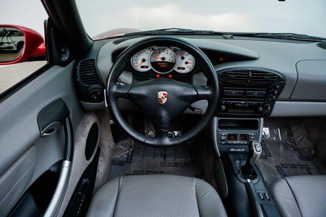 Porsche Boxster 2002 WP0CB29842U661022