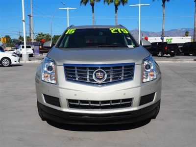 Cadillac SRX 2015 3GYFNBE32FS608916