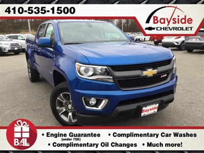 Chevrolet Colorado 2019 1GCGTDEN6K1201920