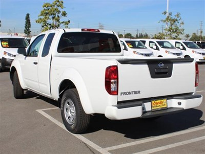 Nissan Frontier 2019 1N6BD0CT8KN752342