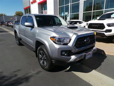 2018 Toyota Tacoma