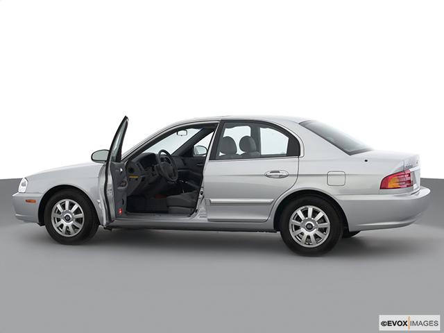 Kia Optima 2002
