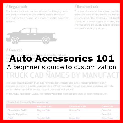 auto accessories