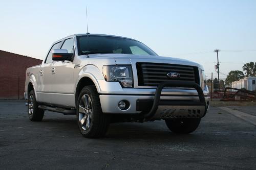 "Aries B35-2010-3 High-Gloss Black 3/"" Pro Series Bull Bar for Toyota Tacoma"