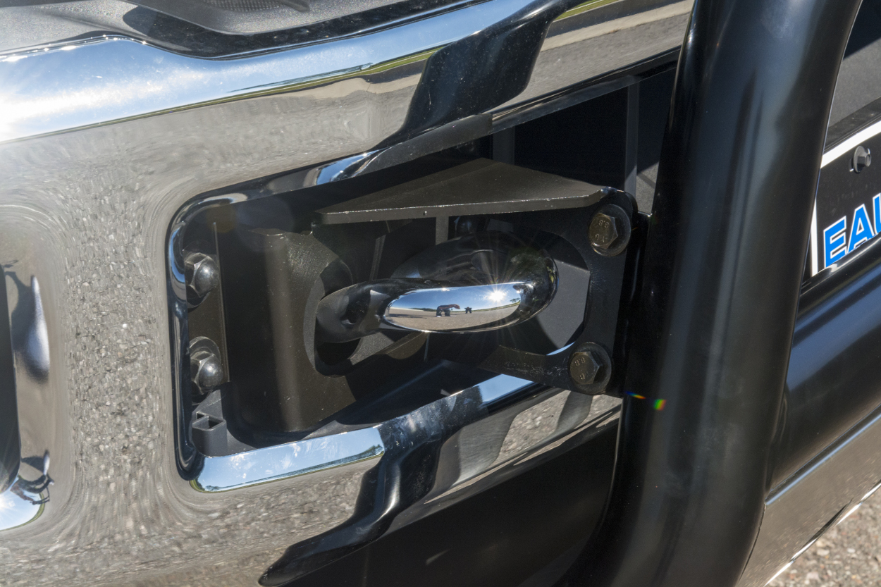 Tow Hooks For Trucks >> Learn About 3 Bull Bars From Aries