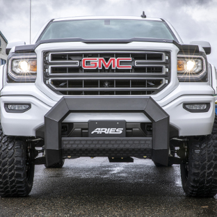 Aries Running Boards >> Learn about AdvantEDGE™ Bull Bars from ARIES