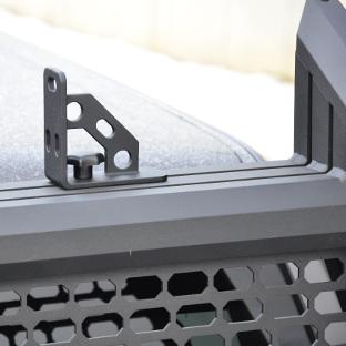 ARIES AdvantEDGE truck headache rack tiedown anchor