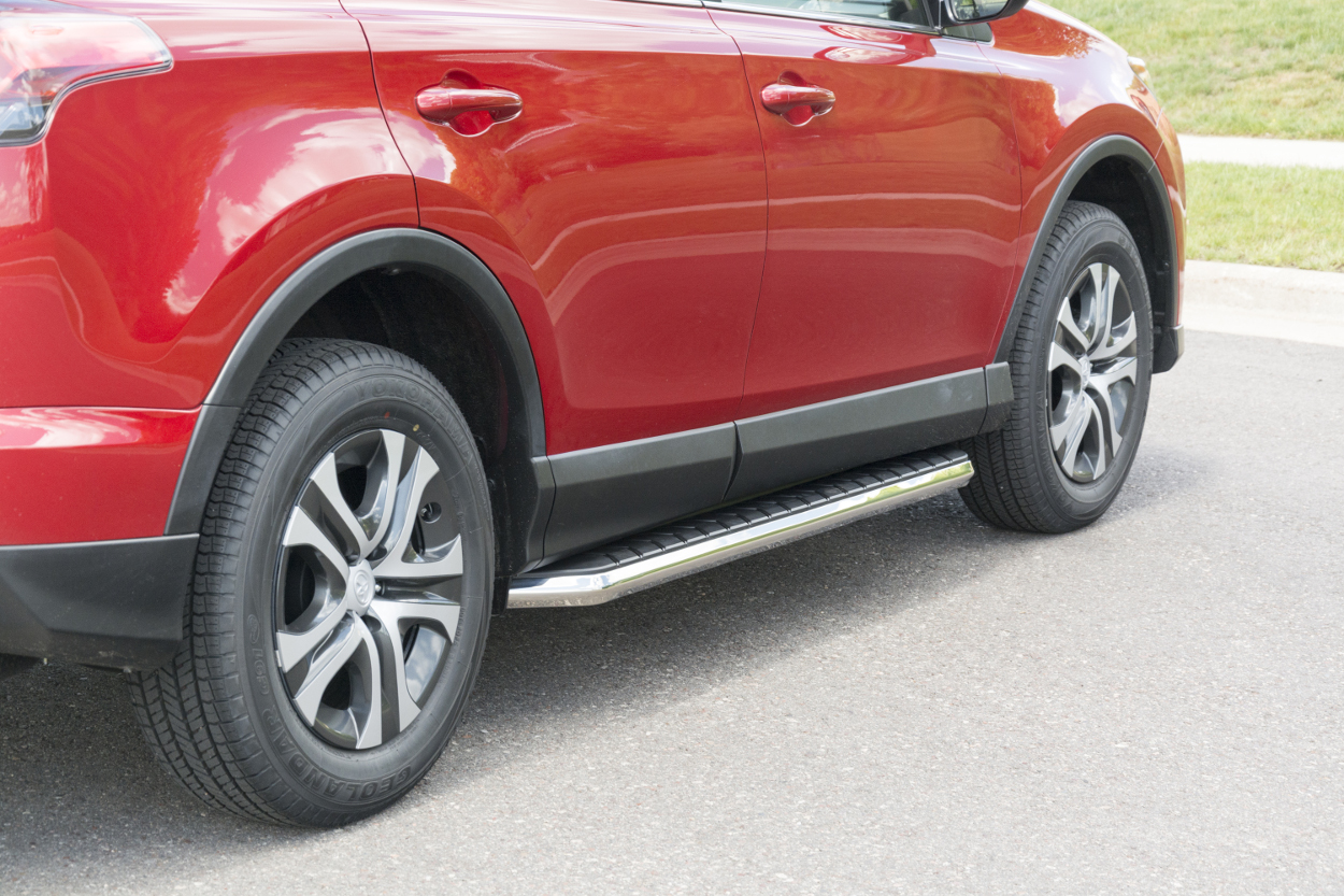 Learn About Aerotread 174 Suv Running Boards From Aries