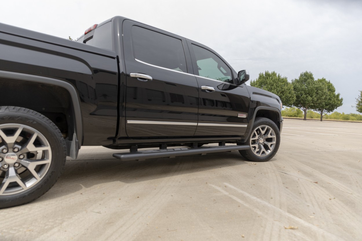 Gmc Sierra Running Boards >> Learn About Ascentstep Running Boards From Aries