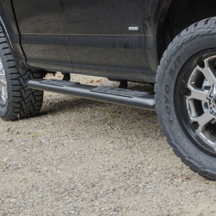 ARIES AscentStep running boards on Ford F150