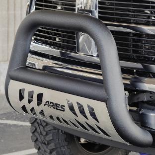 ARIES Big Horn truck bull bar on Ram 2500