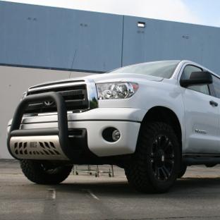 Custom 2013 Toyota Tundra with ARIES Big Horn bull bar