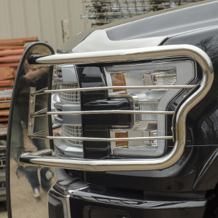 ARIES grille guard brush guard on Ford F150