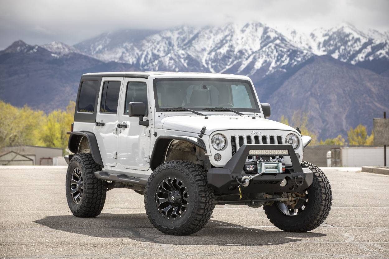 Learn About Jeep Wrangler Fender Flares From Aries