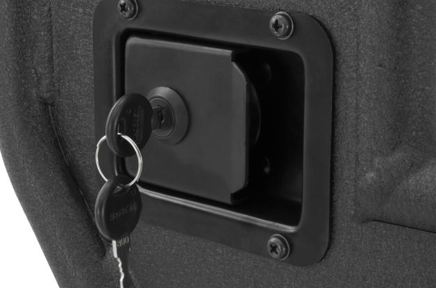 ARIES Jeep Wrangler doors key lock entry