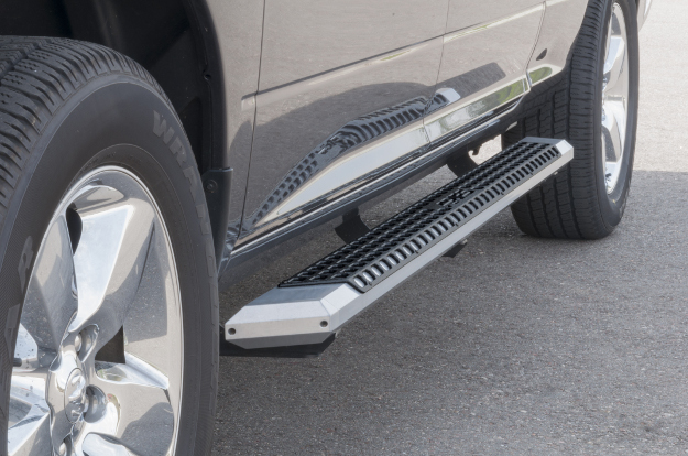 ARIES AdvantEDGE™ side bars running boards on Ram truck